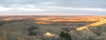 Clay Butte Panorama